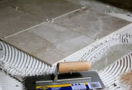 Thin Set Mortar For Porcelain Tile by Installing Marble Tile Pro Construction Guide