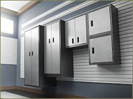 Furniture Provides A Great Base Storage For Your Garage With