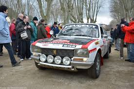 2015 historic monte carlo rally ranwhenparked peugeot 504 carlos