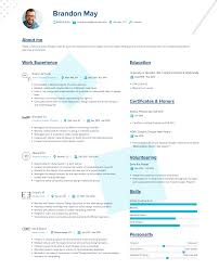 How To Make A Resume: A Step-by-step Guide & Sample ... 16 Most Creative Rumes Weve Ever Seen Financial Post How To Make Resume Online Top 10 Websites To Create Free Worknrby Design A Creative Market Blog For Job First With Example Sample 11 Steps Writing The Perfect Topresume Cv Examples And Templates Studentjob Uk What Your Should Look Like In 2019 Money Accounting Monstercom By Real People Student Summer Microsoft Word With 3 Rumes Write Beginners Guide Novorsum