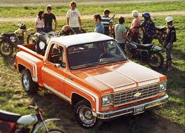 100 70s Chevy Trucks QOTD What Truck Was Truly The Heartbeat Of America