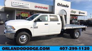 New Chassis 3500 For Sale In Orlando, FL - Orlando Dodge Chrysler ...