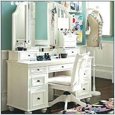 Makeup Desk With Lights Uk by Lighted Vanity Makeup Desk Mirror Desktop With Lights The U2013 Caaglop