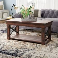 100 Living Room Table Modern Laurel Foundry Farmhouse Gladstone Coffee Reviews