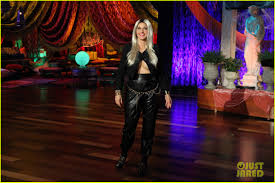 Busta Rhymes Halloween by Ellen Degeneres Nicki Minaj Costume For Halloween 2013 Photo