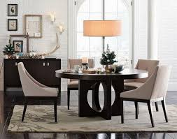 Dining Room Contemporary Dining Room Sets With Black And White
