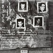 100 Dead Kennedys Police Truck Mutiny On The Bay Vinyl Amazoncom Music