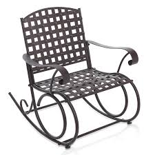 Amazon.com : MyGift Decorative Dark Brown Woven Metal Rocking Chair ... Woven Rope Midcentury Modern Rocking Chair And Ottoman At 1stdibs Polywood Presidential Rocker With Seat Back Classic Outdoor Wicker Off The A Brief History Of One Americas Favorite Chairs Cracker Barrel Spring Haven Brown Allweather Patio Polywood Jefferson Recycled Plastic Cushions Accsories White Veranda Balcony Deck Porch Pool Beach Allen Roth Belsay Dark Steel Tortuga Portside Wickercom Solid Wood Fntiure