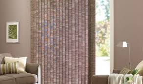 Sliding Door With Blinds by Marvelous Wooden Vertical Blinds For Sliding Glass Doors Photos