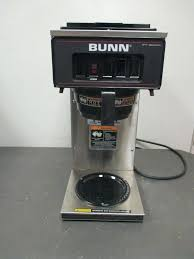 Industrial Coffee Maker Used Stainless Steel Series Brewer Machines Canada