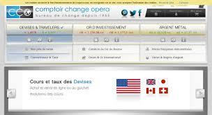 de change opera bureau de change comptoir change op 233 ra