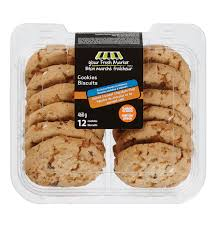 Your Fresh Market Salted Caramel Chocolate Chip Cookies Walmart Canada