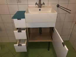 waschbecken inkl unterschrank wasserhahn ohne füße