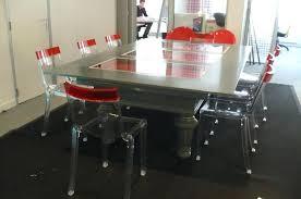 table cuisine verre trempé table en verre cuisine table de cuisine en verre ikea table de