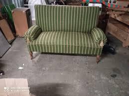 antikes gründerzeit sofa in top zustand