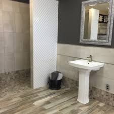 Roseville California s showroom shower is sitting pretty with the