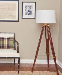 Surveyor Style Floor Lamps by Decor Mesmerizing Tripod Lamp For Home Lighting Ideas