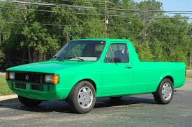 1982 Volkswagen Rabbit Pickup LX