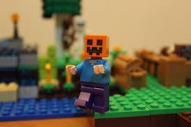 Minecraft Growing Pumpkins by Lego Minecraft The Farm 21114 Review Truthfulnerd