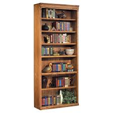Open Bookcase by Kathy Ireland Home By Martin Huntington Oxford Wood Bookcase