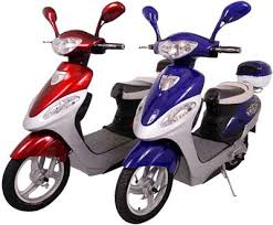 The Relative Advantages Of Gas And Electric Motorscooters