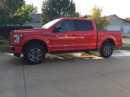 What Leveling kit are you running and why Ford F150 Forum
