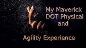 My Maverick Transportation DOT Physical & Agility Testing Review ...