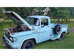 1959 Dodge D100 For Sale   ClassicCars.com   CC-972499 1959 Dodge 100 4x4 Panel Truck The Hamb Truck A Rare That Was Flickr Pictures Of D100 Utiline Pickup 1024x768 1957 For A Lover Hot Rod Network File1959 24930442jpg Wikimedia Commons Sweptside Restoration Parts Catalog Awesome 28 Images Sweptline T207 Kissimmee 2011 Stock 815589 Sale Near Columbus These Eight Obscure Trucks Are Vintage Design Classics