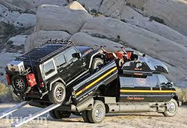 Ford F650 Truck - Caterpillar Diesel Engine - Truckin' Magazine