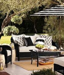 black striped patio umbrella yes black and white stripes do
