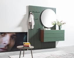 grüne möbel innen nachhaltig außen waldgrün und