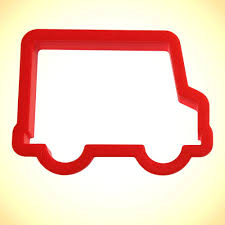 Food Truck 3.75 In Cookie Cutter | Cookie Cutter Experts Since 1993 Truck Cookie Cutter Fire 5 Inch Coated By Global Sugar Art Amazoncom Grandpas Old Farm Pickup Kitchen Cutters Jb Custom Exclusive How To Make Ice Cream Cookies Semi Sweet Designs Dump Arbi Design Cookiecutz Food 375 In Experts Since 1993 Truck And Products Set The Shop Little Blue Cnection