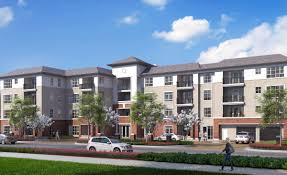 100 Creekside Apartments San Mateo The Addison At Central Park Luxury Living In