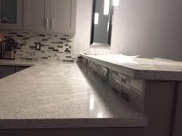 Kitchen Maid Cabinets Home Depot by My Sarasota Kitchen Cambria Countertops Whitney Backsplash Grey
