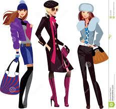Coat Clipart Womens Clothing 2