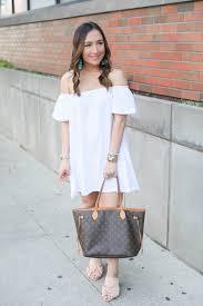summer little white dress the fashionista u0027s diary