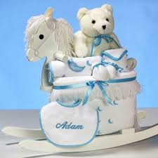 DIY Diaper Cake Baby Shower Ideas Themes Games
