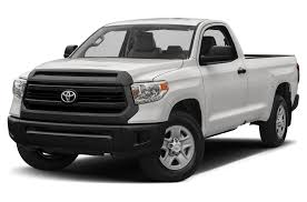 100 Best Pick Up Truck Mpg 2014 Toyota Tundra SR V6 4x2 Regular Cab Long Bed 8 Ft Box 1457