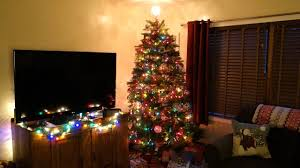 Dunhill Fir Pre Lit Christmas Tree by National Tree Dunhill Fir Hinged Artificial Christmas Tree Vlog