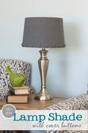 Punched Tin Lamp Shades Uk by Best 25 Button Lampshade Ideas On Pinterest Diy Crafts Lamp