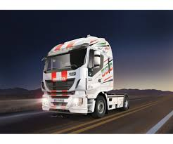 100 4x2 Truck 124 IVECO Stralis HIWAY TrailersAccessories 124