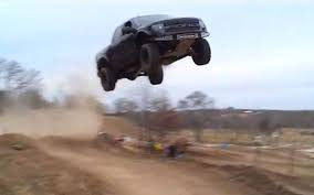 100 Truck Jump Ford F150 SVT Raptor In Air Photo On February 4 2013 Whimsy