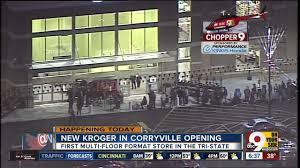 Kroger Service Desk Number by Double Decker Kroger In Corryville Opens Thursday Wcpo