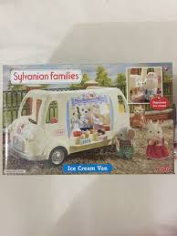 BNIB Sylvanian Families Ice Cream Van-SF4791, Babies & Kids, Toys ... You Scream I Screamwe All For Ice Cream Stephanie Playmobil Ice Cream Truck Bright Multi Colors Products Find More Calico Critters Driver Customer And Amazoncom Skating Friends Toys Games Critters Ice Cream Truck Youtube Our Generation Sweet Stop Creative Kidstuff Melissa And Melody Bath Time Set Usa Canada Castle Babys Nursery Jouets Choo School Bus Intertional Playthings Toysrus Hazelnut Chipmunk Twins From 799 Nextag