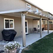 Patio Covers Boise Id by Affordable Patio Covers Decks U0026 Fences Patio Coverings 2029 S