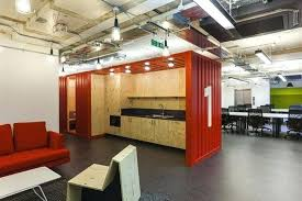 Industrial Office Space Design Open Ceiling Lighting With Luxury Creative Spaces Digital Marketer