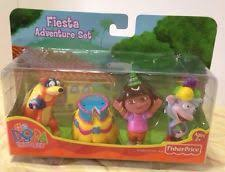 Dora The Explorer Fiesta Kitchen Set by Playset Dora The Explorer Toys Ebay