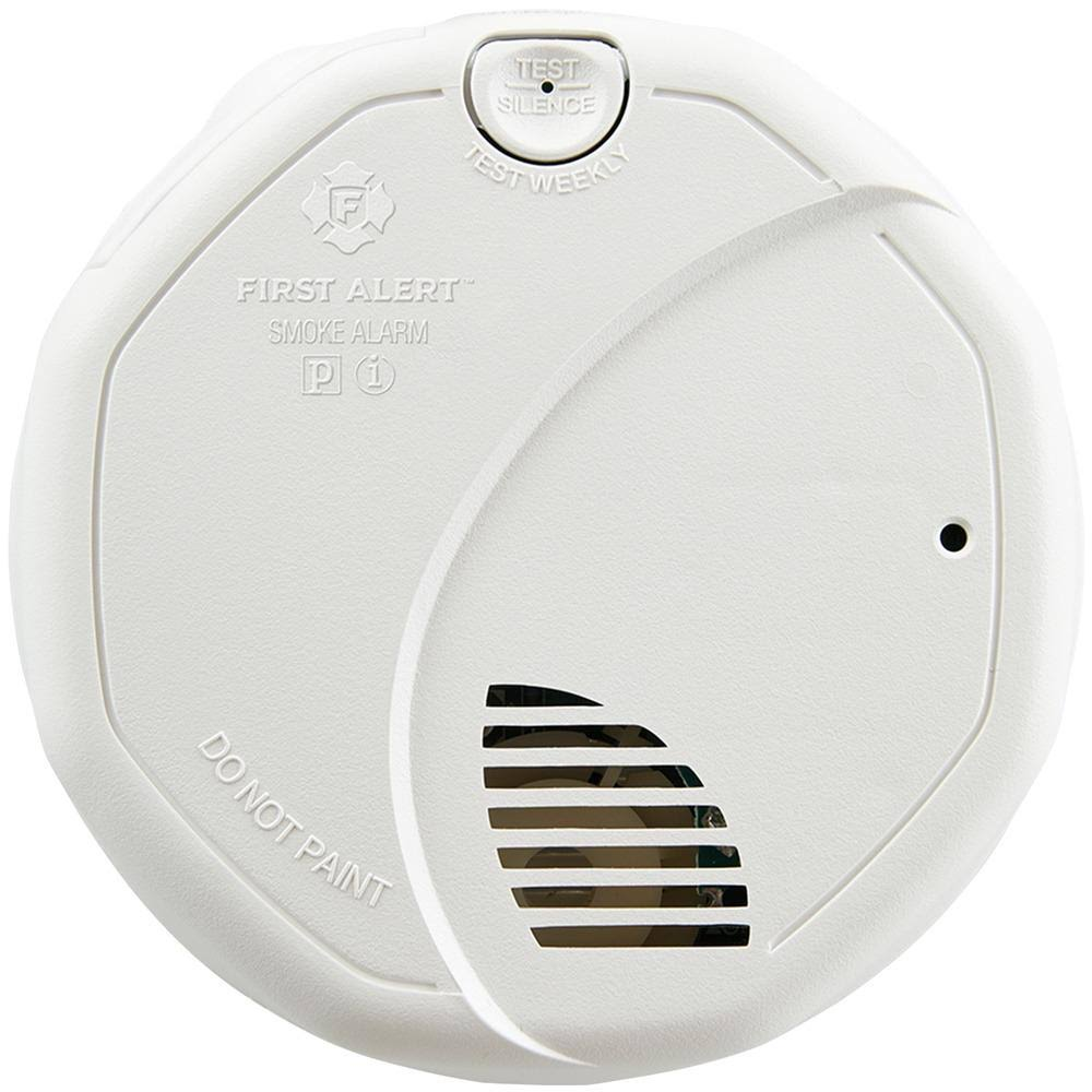 First Alert Battery Dual Sensing Smoke Alarm