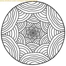 Mandala Coloriage Pages De Coloriages Mandalas To Print And