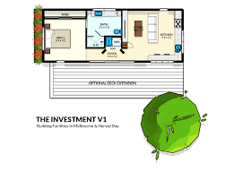 100 3 Bedroom Granny Flat 1 Modular Buildings Australia